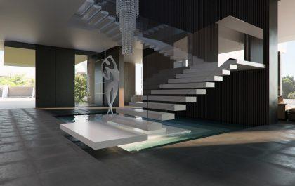 Ingresso1 Villa Muscat
