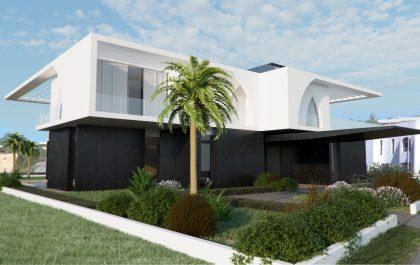 Vista sx Villa Muscat