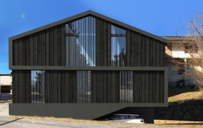 2 DART FENER HOUSE  STUDIO67 VICENZA ARCHITETTURA & DESIGN VICENZA ARCHITETTO ARCHITETTI