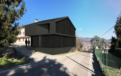 3 DART FENER HOUSE  STUDIO67 VICENZA ARCHITETTURA & DESIGN VICENZA ARCHITETTO ARCHITETTI