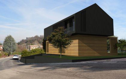 12 SEVEN HOUSE STUDIO67 VICENZA ARCHITETTURA &DESIGN  ARCHITETTO ARCHITETTI