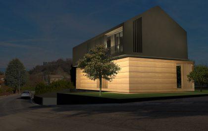 13 SEVEN HOUSE STUDIO67 VICENZA ARCHITETTURA &DESIGN  ARCHITETTO ARCHITETTI