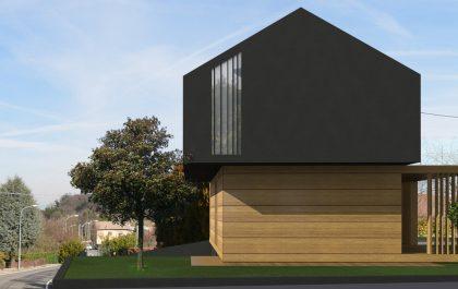 5 SEVEN HOUSE STUDIO67 VICENZA ARCHITETTURA &DESIGN  ARCHITETTO ARCHITETTI