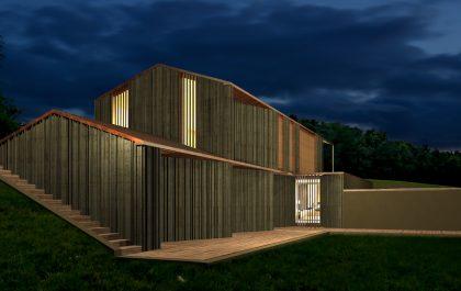 7 TEX HOUSE STUDIO67 VICENZA ARCHITETTURA &DESIGN  ARCHITETTO ARCHITETTI