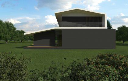 7 SEAGULL WING HOUSE STUDIO67 VICENZA ARCHITETTURA%DESIGN ARCHITETTO ARCHITETTI