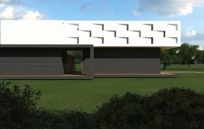 3 SEAGULL WING HOUSE STUDIO67 VICENZA ARCHITETTURA%DESIGN ARCHITETTO ARCHITETTI